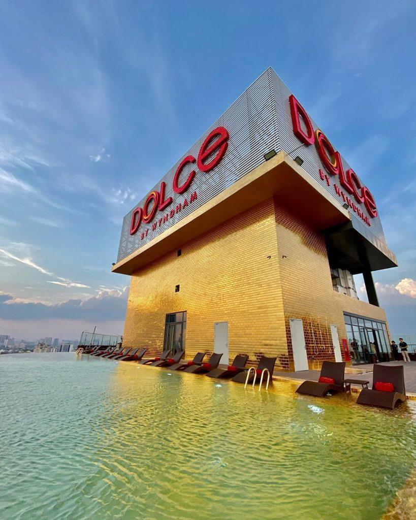 Dolce Hanoi: um hotel feito inteiramente de ouro